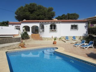 Beautiful Villa with Private Pool and open views