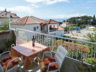 Apartment Zana - Studio Apartment with Balcony and Sea View, Dubrovnik