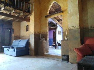 Alojamiento rural en una ermita