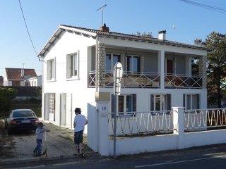 Villa indépendante en centre v, La Tranche sur Mer