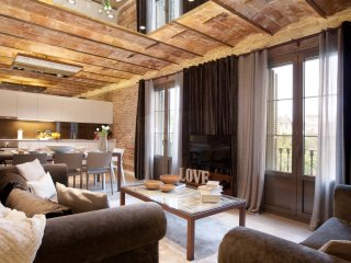 Enjoybcn Miro Apartments- Luxury and comfort. Views from Barcelona