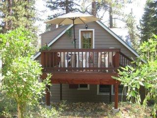Charming Lake Tahoe Cabin
