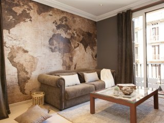 Enjoybcn Apartments- Spacious, fully equipped, 4mn away from Passeig de Gracia, Barcelona