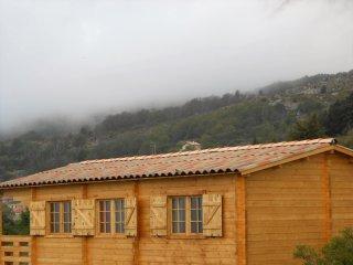 golo chalet individuel au coeur de la Corse