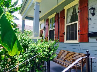 Historic Bywater in the Big Easy, New Orleans