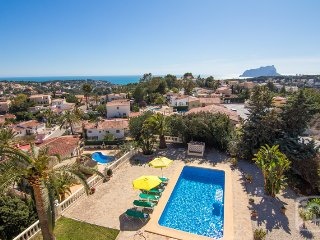 4 bedroom Villa in Benissa, Costa Blanca, Spain : ref 2287047