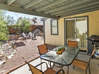 NEW! 3BR Tucson House w/Hot Tub & Fenced Yard