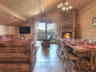 Appartement Antares avec Spa et Sauna