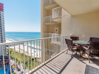 Free Tickets to Local Attractions-- Gulf Front with Private Balcony, Panama City Beach