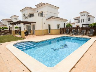 Calle Caballa, La Torre - 3 Bed Villa with Pool - 2017 Prices Reduced !!