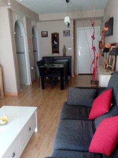 Apartamento de lujo con plaza de garaje y wifi
