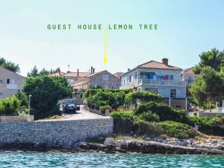 Guest House Lemon Tree A1 -  25m from the sea