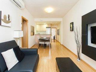 Modern 3 Bedroom Apartment in Gràcia, Barcelona