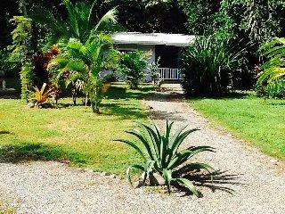 casa azul ....dependance in villa, Punta Uva