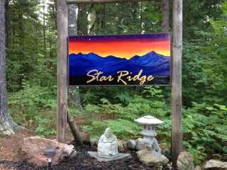 Adirondack Star Ridge Cottage