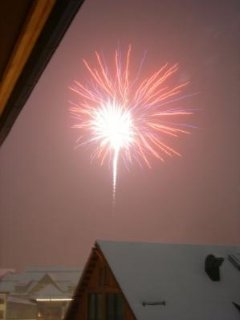 Fireworks! - On nights when there are fireworks, you have the best seat in the house!