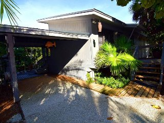 Cottage style West End home near beach, Sanibel