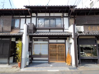 Cozy New Machiya in Murasakino in Great Price!, Kioto