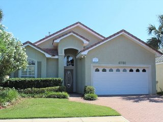 Spectacular & Spacious Beach Home Within Destiny East. Includes Golf Cart.