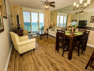 Enjoy the best of the Emerald Coast with Stunning Views of the Gulf of Mexico