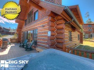 Big Sky Resort | Powder Ridge Cabin 21 Rosebud Loop