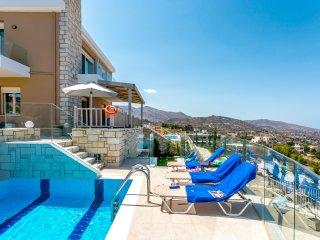 Villa for adorable holidays