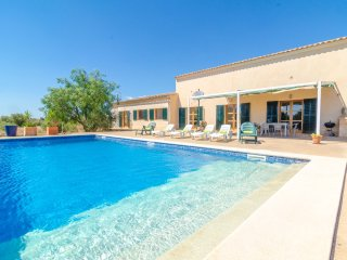 CAN DEGO - Villa for 8 people in Porreres