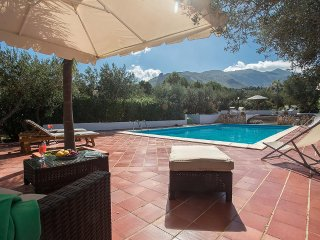 Villa Oleandri, Scopello