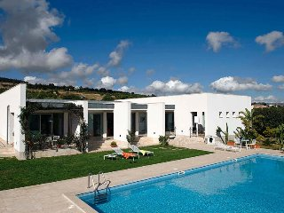 Villa Splendore with private pool near Trapani