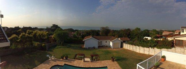 Superbes vues sur Durban