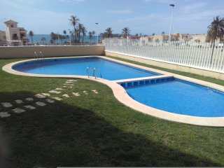 Superb 2 bedroomed  Apartment, 2 minutes from the beach, Puerto de Mazarrón
