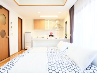 3-Bedroom Apartment for 16 people - Master's Residence Dotonbori II, M2-905