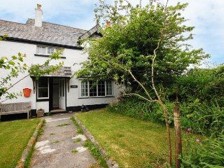 Nessa Cottage in the heart of Poldark Country