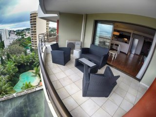 Deluxe Suite w Terrace & Pool | Views Beach & Sea