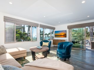 New! Luxury Ocean View vacation rental in San Clemente's Pier Bowl, just steps to the beach!