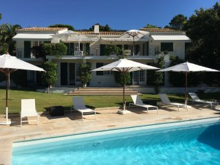 Villa with pool - Amazing View of Saint-Tropez, Port Grimaud