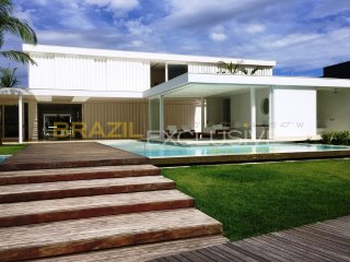 Luxury House in Mangaratiba - Ang014