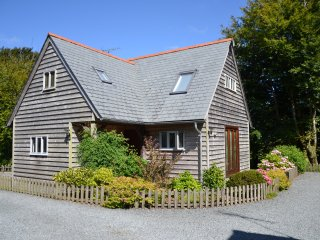 Oak lodge close to beaches, Tintagel & Port Isaac., Davidstow