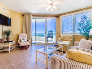 Silver Beach Unit #102 - 2BD/2BA Gulf Front Condo with Breathtaking Ocean Views!