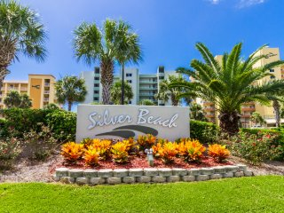 Silver Beach Unit #102 - Gulf Front Condo with Breathtaking Ocean Views!, Orange Beach