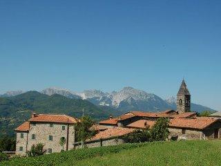 Trekking and Tranquility: Villa San Rocco, Garfagnana