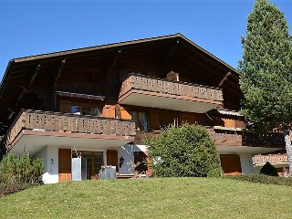 3 bedroom Apartment in Schonried, Bernese Oberland, Switzerland : ref 2297074