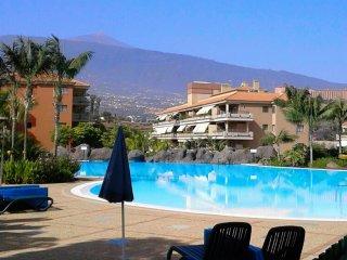 Precioso Apartamento con piscina, Puerto de la Cruz