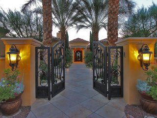 Mediterranean Desert Estate, Rancho Mirage