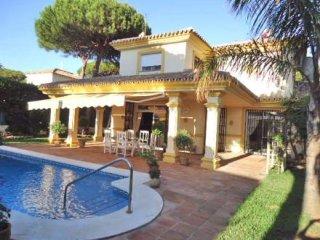 5 bedroom Villa in Mijas, Costa Del Sol, Málaga, Spain : ref 2048567