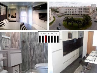 Apartment Black & White, Povoa de Varzim