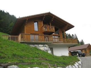 5 bedroom Apartment in Zweisimmen, Bernese Oberland, Switzerland : ref 2235175