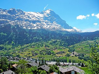 2 bedroom Apartment in Grindelwald, Bern, Switzerland : ref 5031387