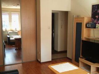 Studio Apartment 200m from Wroclaw marked square., Breslavia