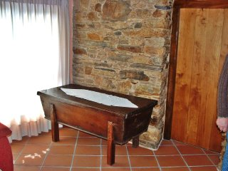 Delightful rustic stone house in a rural area near the coast, Cedeira